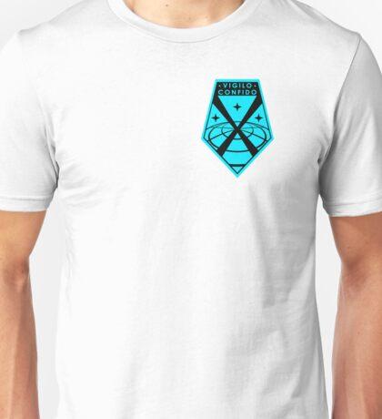 XCOM - Vigilo Confido Unisex T-Shirt