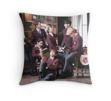 BTS 05 Throw Pillow