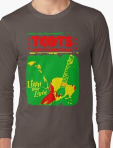 Toots And The Maytals : Light Your Light Long Sleeve T-Shirt