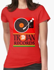 Trojan Records : Player Womens Fitted T-Shirt