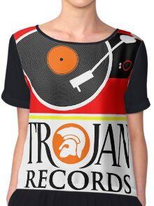 Trojan Records : Player Chiffon Top