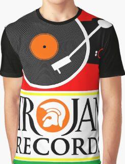 Trojan Records : Player Graphic T-Shirt