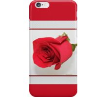 Let Me Call You Sweetheart ~ A Rose iPhone Case/Skin