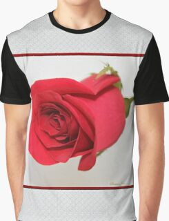 Let Me Call You Sweetheart ~ A Rose Graphic T-Shirt