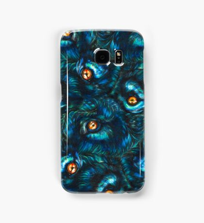 Fur Filled Samsung Galaxy Case/Skin