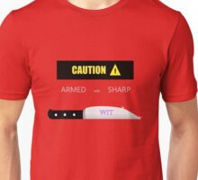 Sharp Wit Unisex T-Shirt