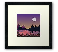 My Nature Collection No. 14 Framed Print