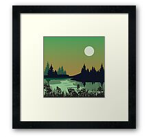 My Nature Collection No. 15 Framed Print