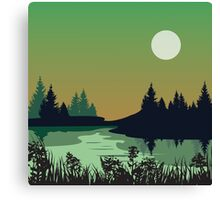 My Nature Collection No. 15 Canvas Print
