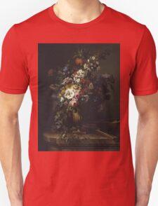 Francesc Lacoma Fontanet  - Gerro Amb Flors. Fragonard - still life with flowers. Unisex T-Shirt