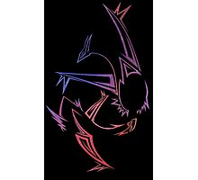 Latios and Latias - The Lovers Photographic Print