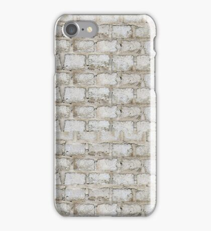 Brick blocks iPhone Case/Skin