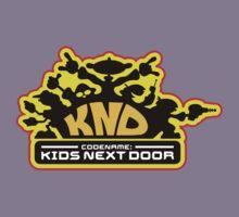 Codename: Kids Next Door Kids Tee