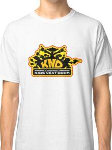 Codename: Kids Next Door Classic T-Shirt