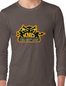 Codename: Kids Next Door Long Sleeve T-Shirt