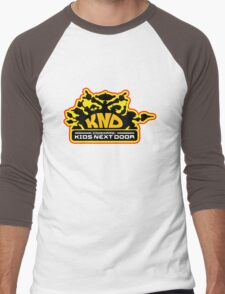 Codename: Kids Next Door Men's Baseball ¾ T-Shirt