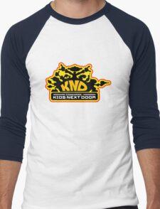 Codename: Kids Next Door Men's Baseball ¾ T-Shirt