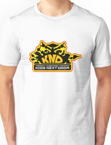 Codename: Kids Next Door Unisex T-Shirt