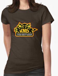Codename: Kids Next Door Womens Fitted T-Shirt