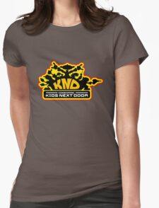Codename: Kids Next Door Womens Fitted T-Shirt