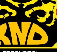 Codename: Kids Next Door Sticker