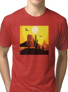 My Nature Collection No. 19 Tri-blend T-Shirt