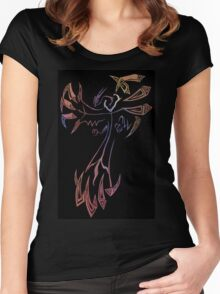 Yveltal - Death Women's Fitted Scoop T-Shirt
