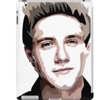 Irish Vector portrait iPad Case/Skin