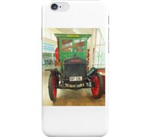 Beauty from the front view iPhone Case/Skin