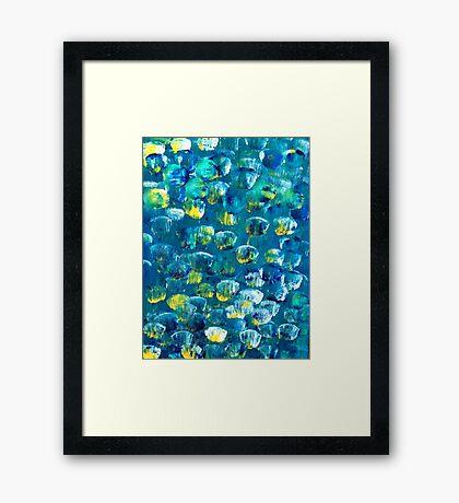 Marine Framed Print