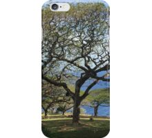 Hawaii - Maui - Trees iPhone Case/Skin