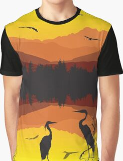 My Nature Collection No. 27 Graphic T-Shirt