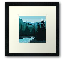 My Nature Collection No. 28 Framed Print
