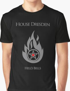 House Dresden - Hell's Bells Graphic T-Shirt