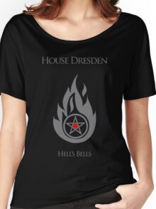 House Dresden - Hell's Bells Women's Relaxed Fit T-Shirt
