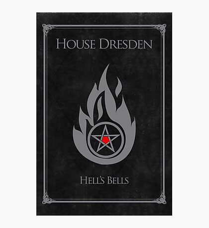 House Dresden - Hell's Bells Photographic Print