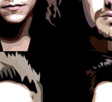 group vector portrait Sticker