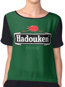 Brewhouse: Hadouken Chiffon Top