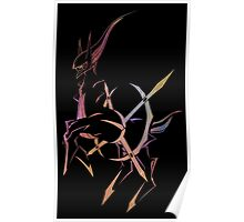 Arceus - The World Poster