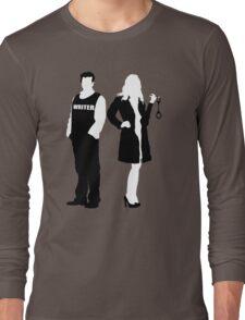 Castle& Beckett Long Sleeve T-Shirt