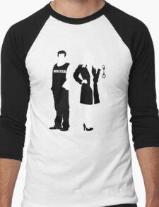 Castle& Beckett Men's Baseball ¾ T-Shirt