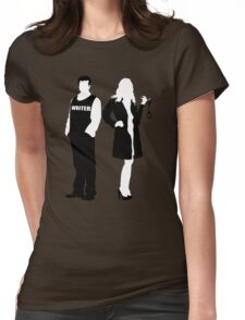 Castle& Beckett Womens Fitted T-Shirt