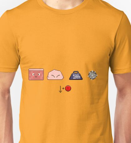 Kirby Rocks Unisex T-Shirt