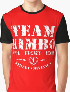 Kimbo Slice Graphic T-Shirt