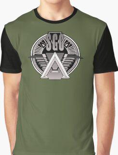 Stargate Command Graphic T-Shirt