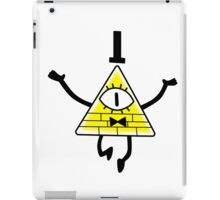 Gravity Falls Bill Cipher iPad Case/Skin
