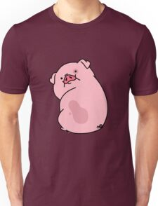 Gravity Falls Waddles Pig Unisex T-Shirt