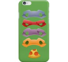 TMNT - Ninja Turtles - Pizza Time iPhone Case/Skin