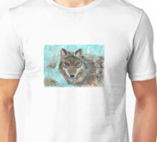 Wolf of the night Unisex T-Shirt