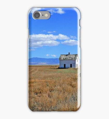 History on the Plains iPhone Case/Skin